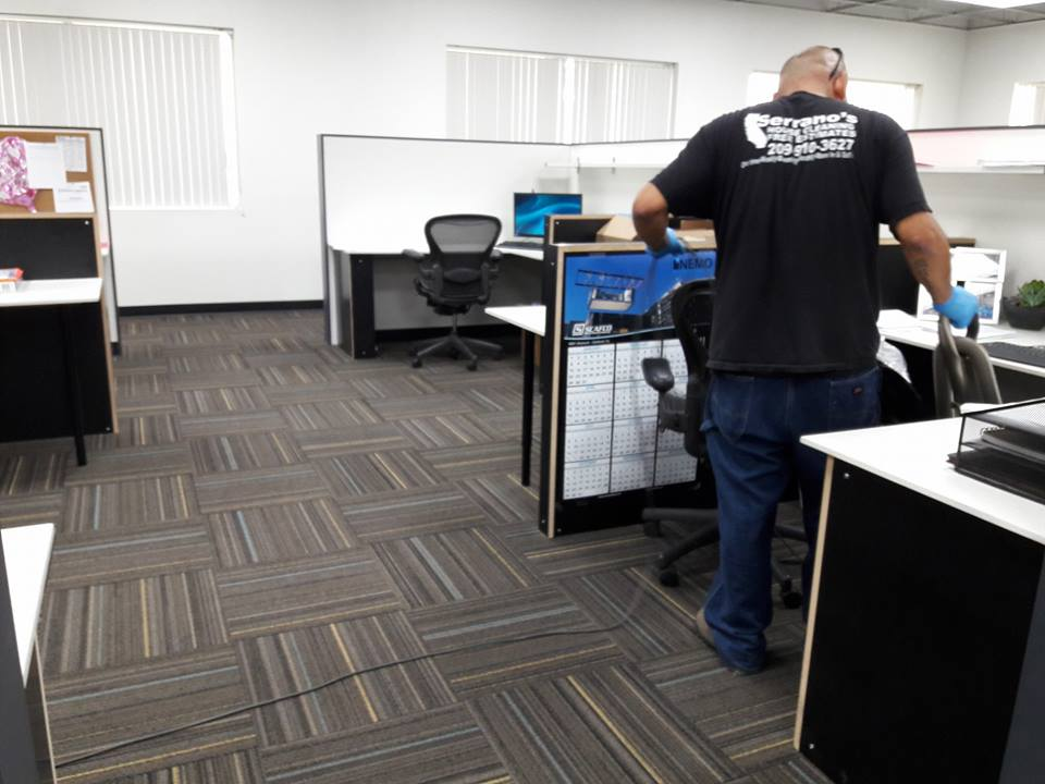 Office Cleaning janitorial Stockton manteca Lodi Tracy