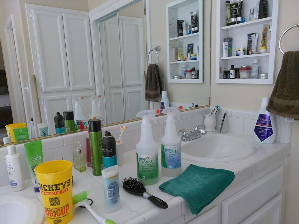 Bathrooms Cleaning  Home Cleaning Services